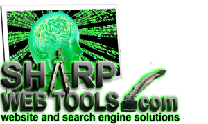 Sharp Web Tools Logo